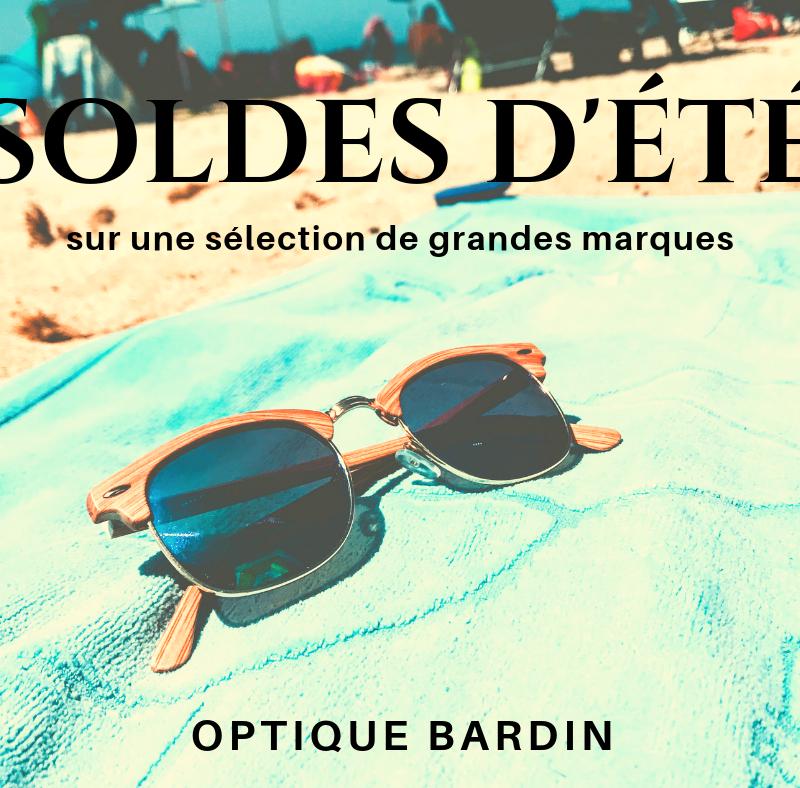 Optique Bardin Soldes